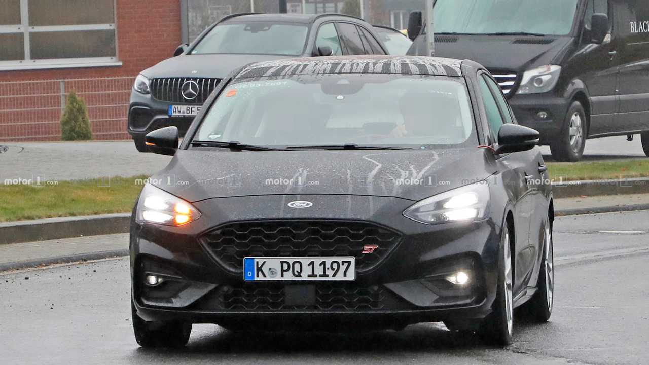 Ford Focus ST 2019 ungetarnt