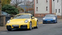 Porsche 911 New Vs. Old