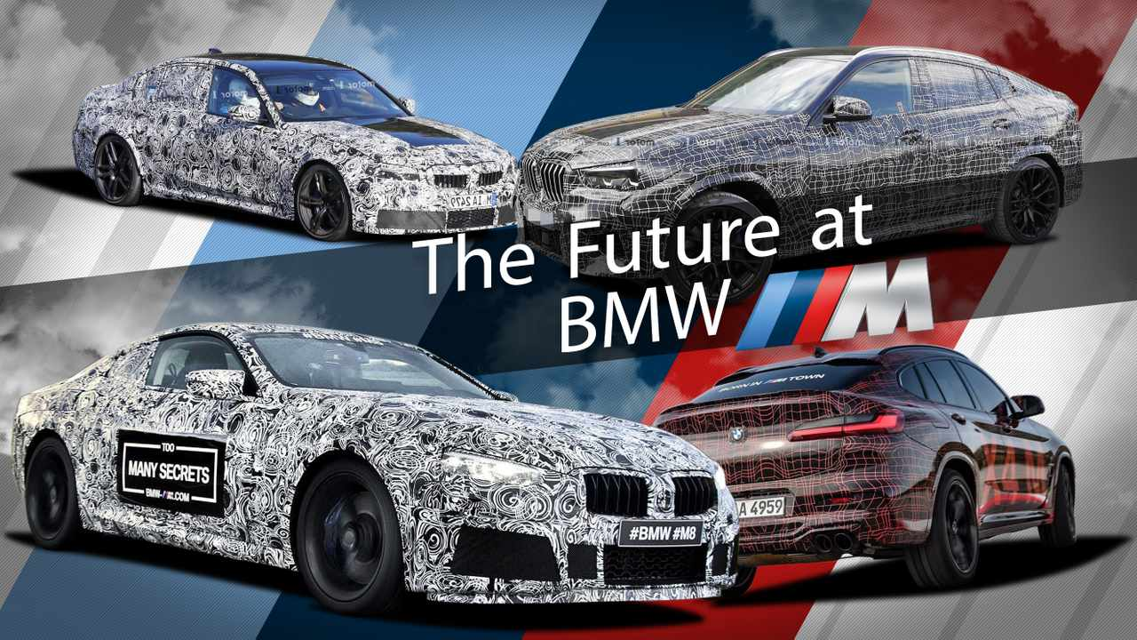 2020 Bmw M Model Guide 8 New Vehicles Are Coming Fast