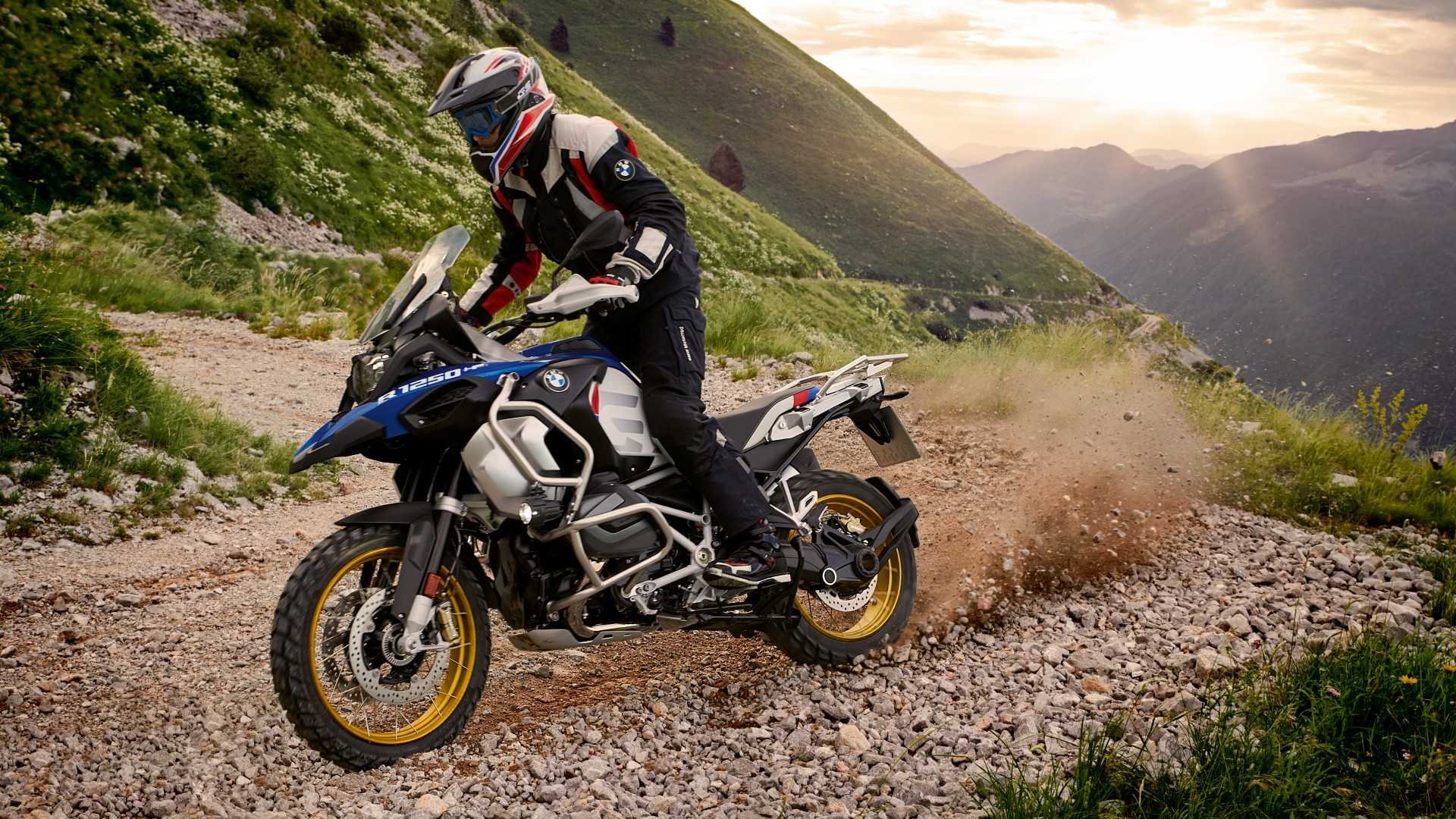 The Bmw R 1250 R Rs And Gs Adventure Offer Upsized Fun