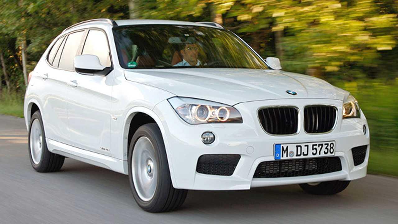 TÜV-Report 2019: BMW X1