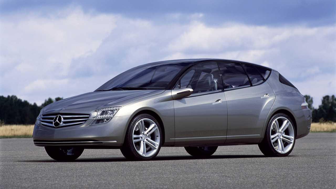 2003 Mercedes F 500 Mind concept
