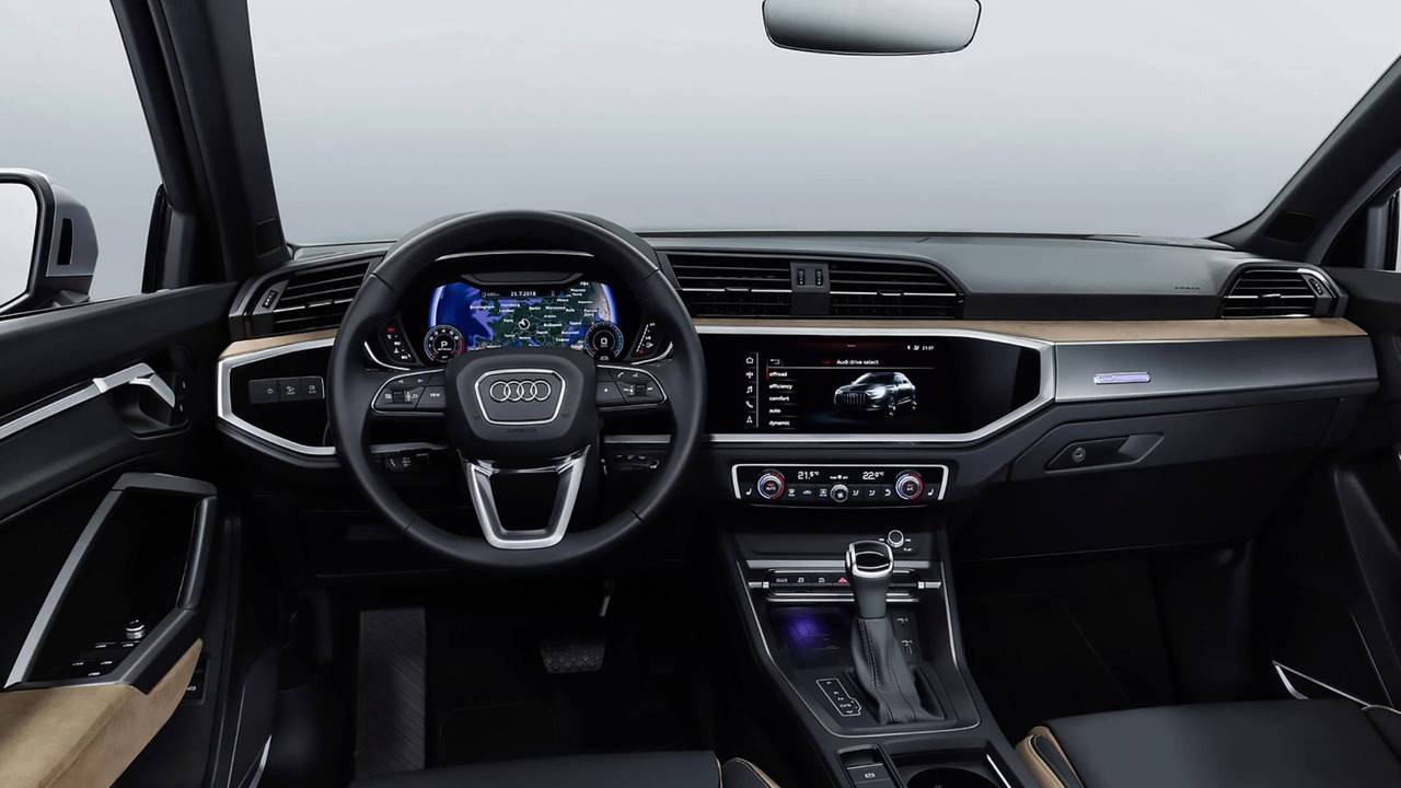 Audi Q3 2019