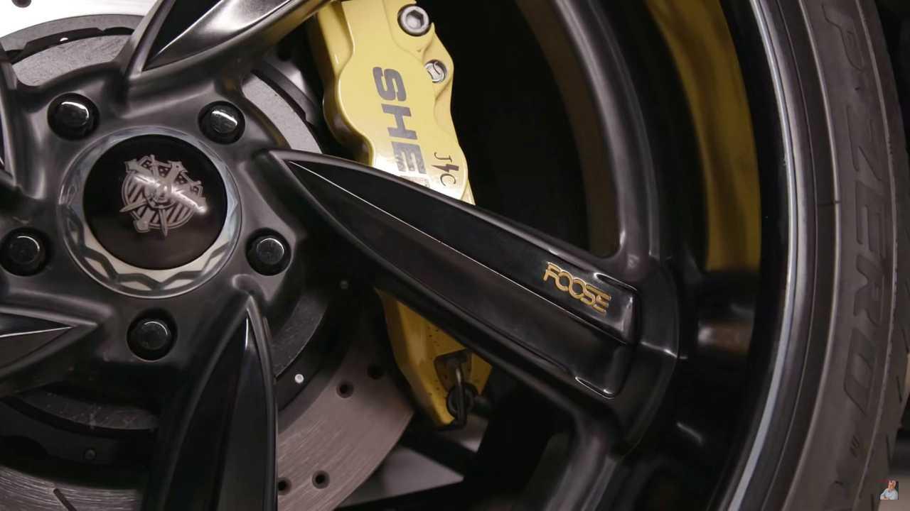 Jim Caviezel Shelby GT500 Super Snake | Motor1.com Photos