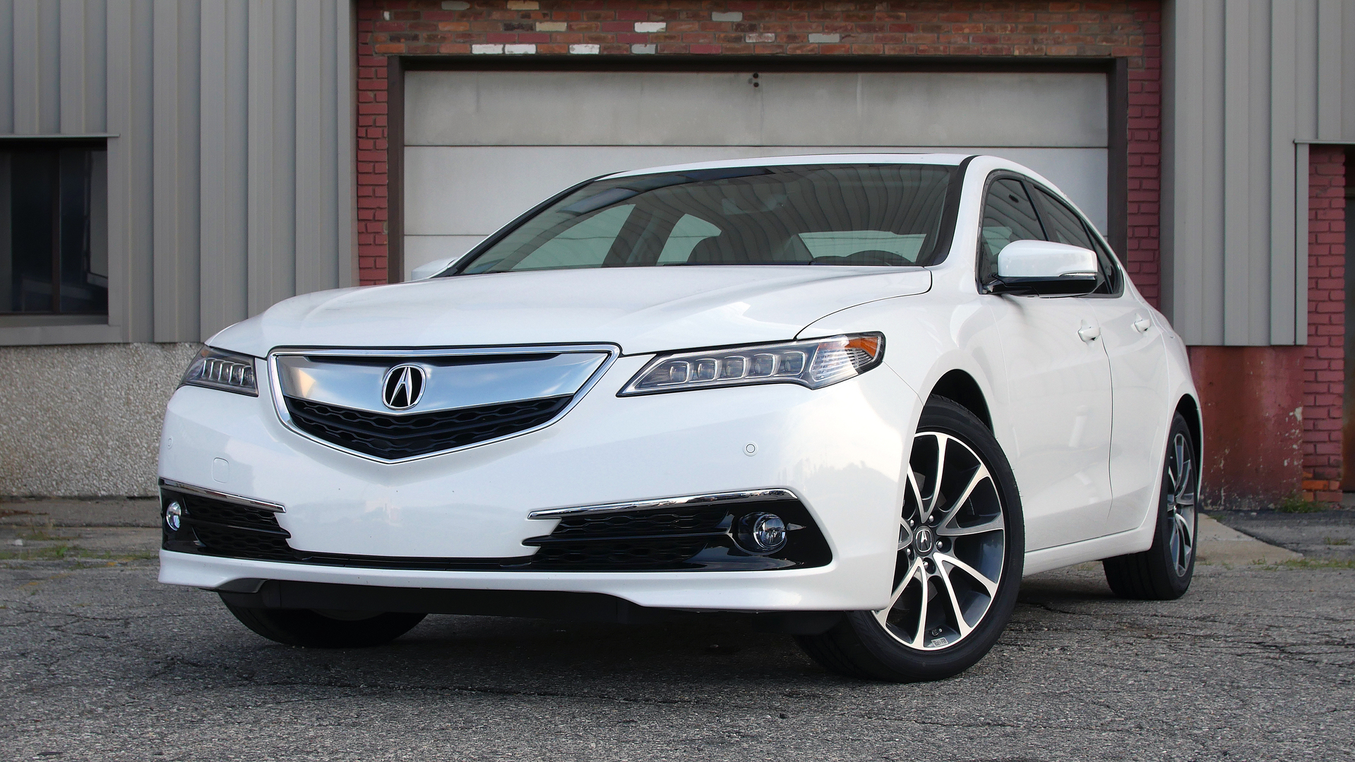Review Acura TLX - Acura golf clubs