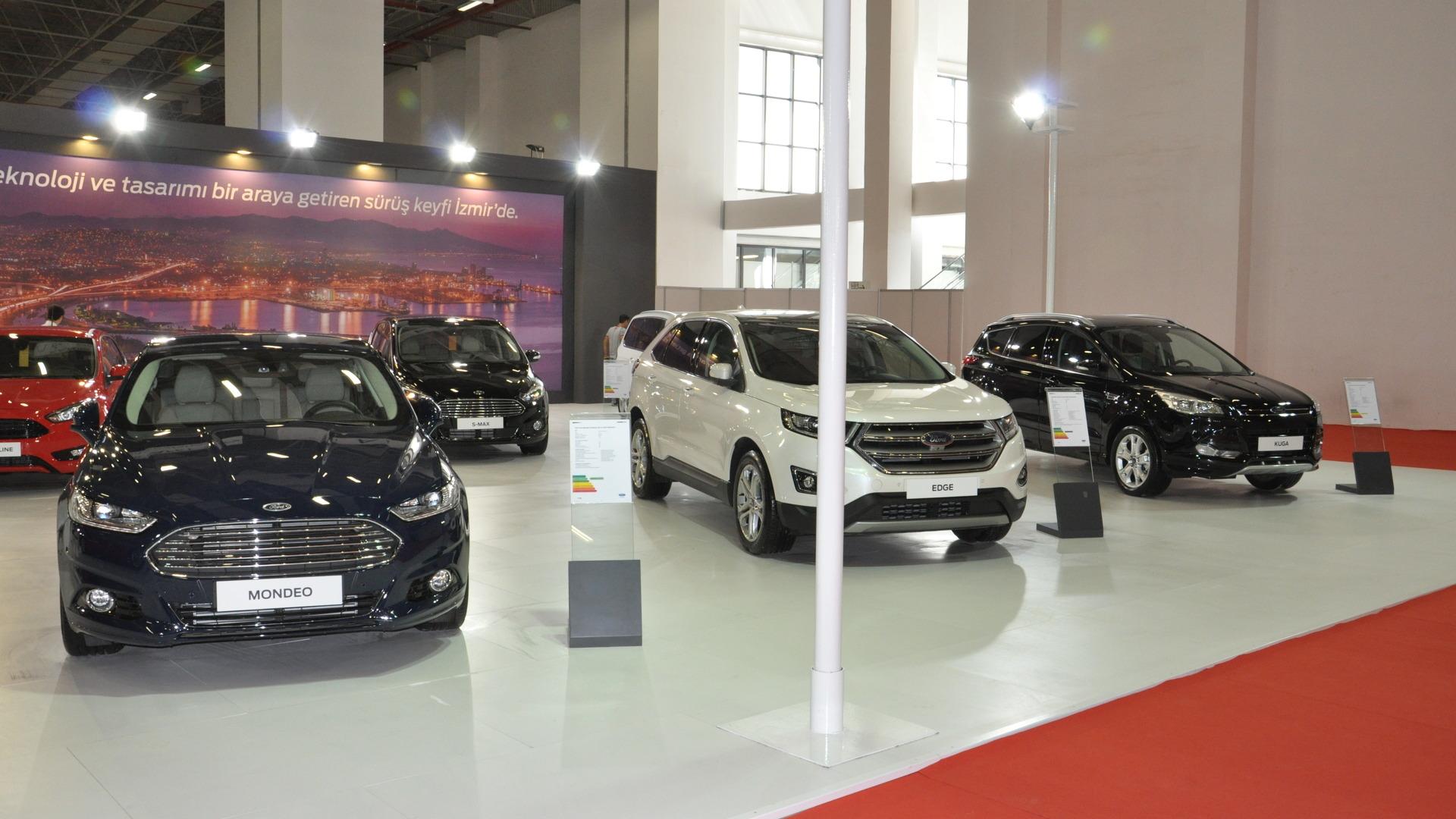 Türkiye'nin ikinci büyük otomobil fuarı başladı