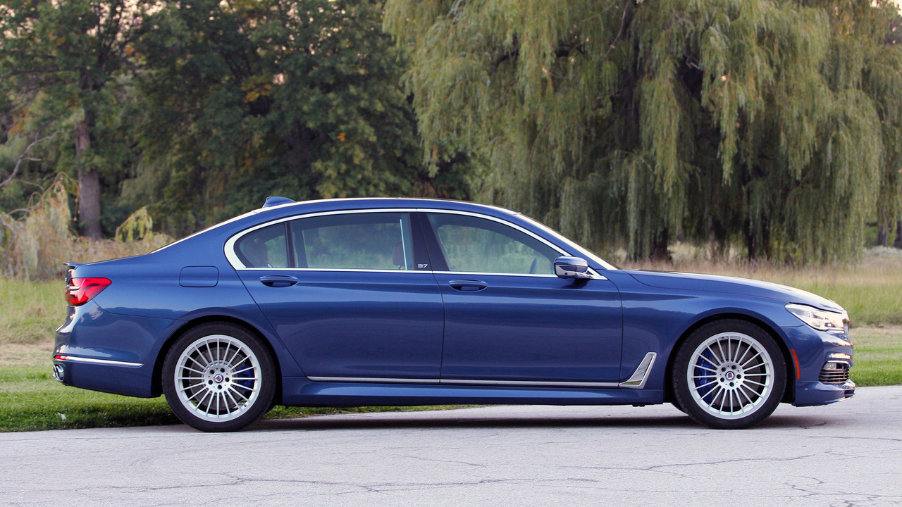 BMW Alpina B Review The Magnificent Seven - Bmw m7 alpina