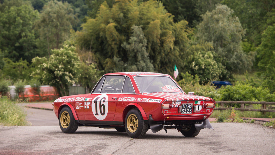 Une Lancia Fulvia Rally Car de 1970 en vente eBay