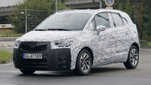 Opel Meriva 2017 photos espion