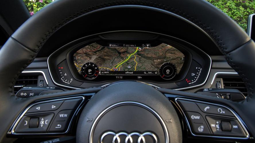 Audi'ler yakın zamanda sürücüye 'yeşil ışık geri sayımı' sağlayabilir