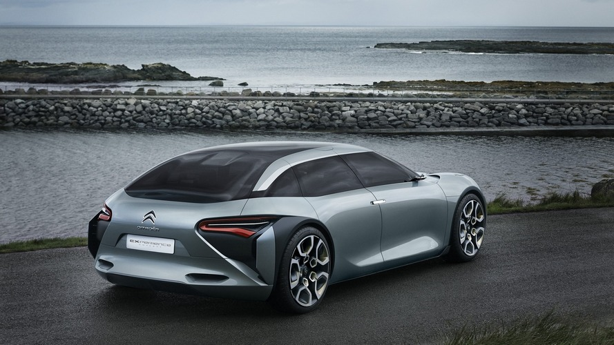 "Citroen To ""Reinvent"" The Traditional Sedan With C5 Successor"