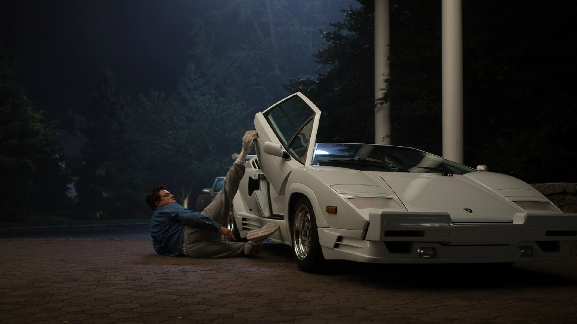 Wolf of Wall Street directors wrecked a real Lamborghini Countach ...