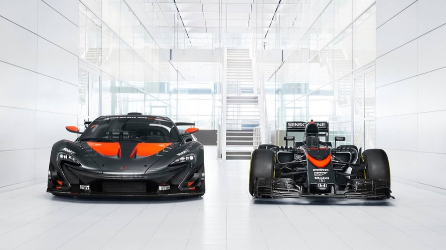 mclaren p1 gtr gets custom livery to match its f1 counterpart Bus Wire Harness