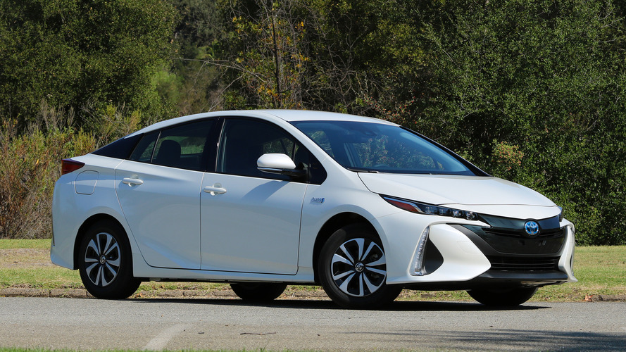 Plug-In Hybrid Car Efficiency Compared For U.S. – July, 2020
