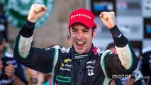 Simon Pagenaud titré champion d'Indycar