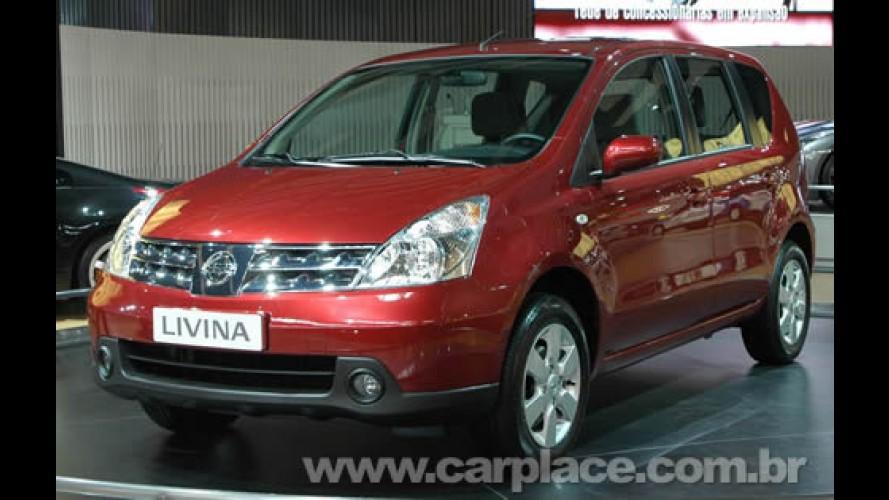 Concorrente do Fit? Minivan Livina da Nissan terá preço em torno de R$ 56 mil
