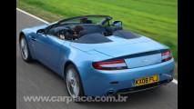 Aston Martin pode chegar ao mercado brasileiro no ano que vem