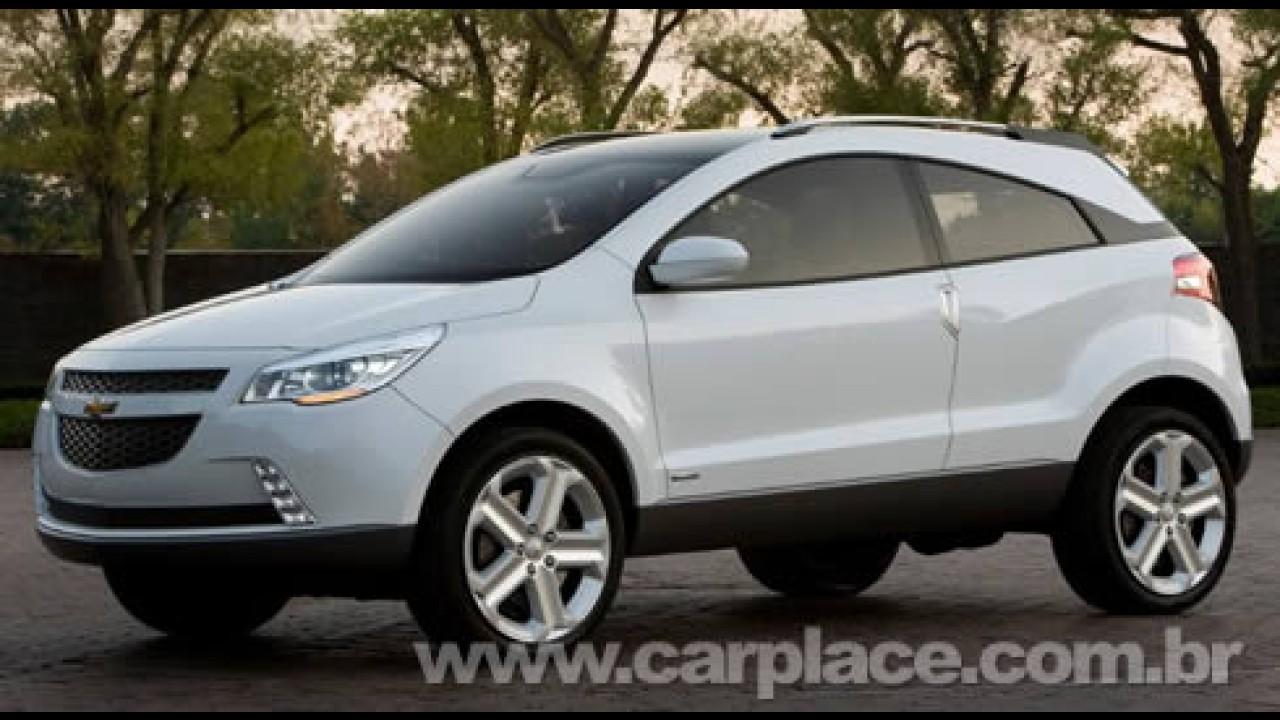 Oficial: Conheça o conceito Chevrolet GPiX - O futuro visual da marca no Brasil