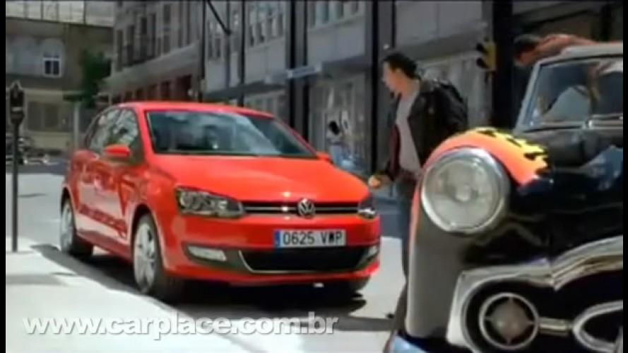 "VÍDEO: Comercial do Novo Polo relembra ""De volta para o Futuro"" - Inspirado pela Ford?"