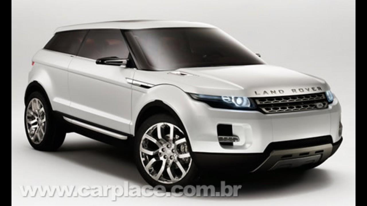 Land Rover receberá subsídio para produção de modelo baseado no LRX