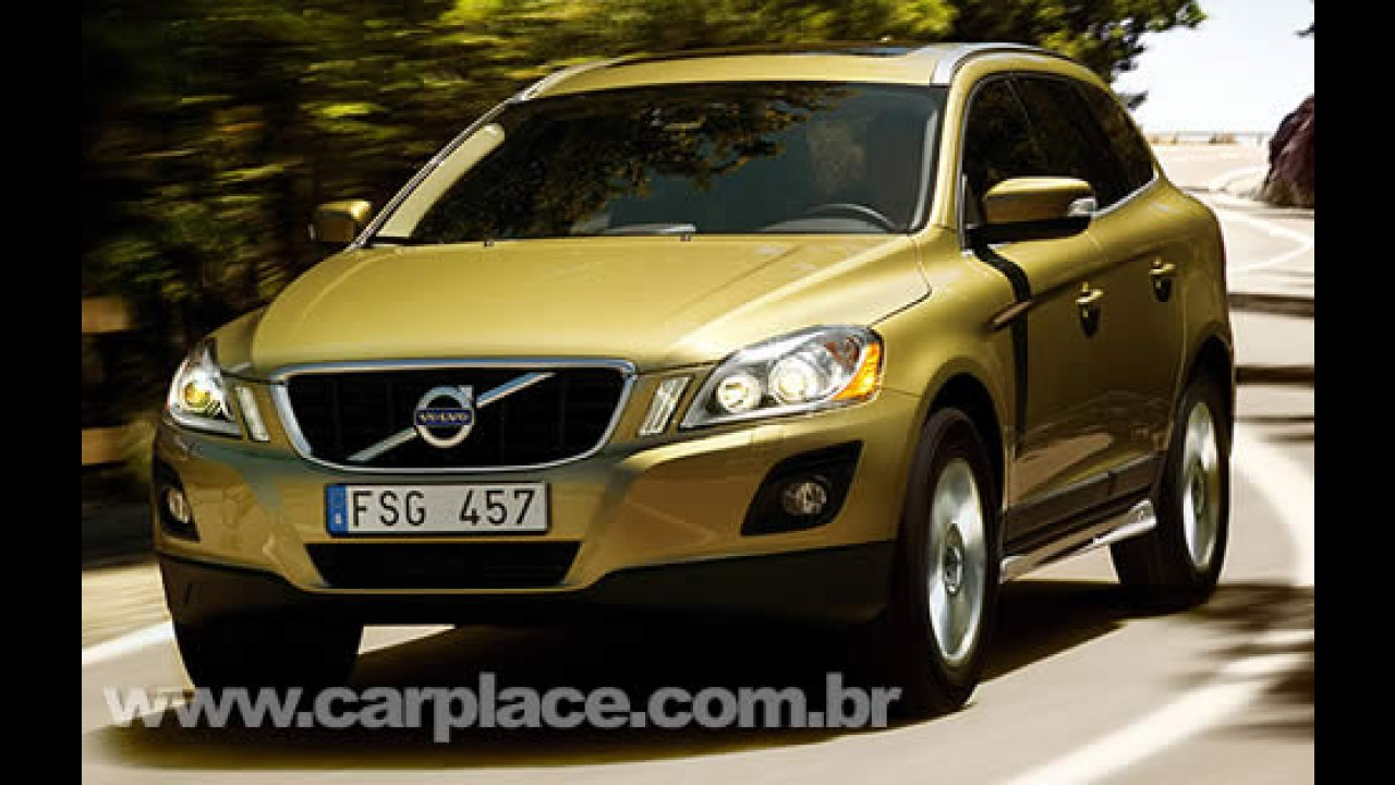 Novo crossover Volvo XC60 começa a ser vendido no Brasil por R$ 138.500