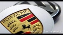 Volkswagen anunciou que comprará 49,9% da Porsche por mais de R$ 10 bilhões