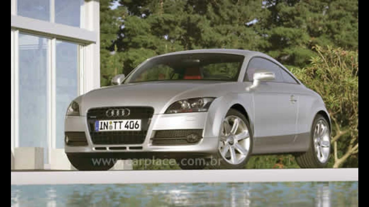 Abiauto elege o Audi TT como melhor importado do ano