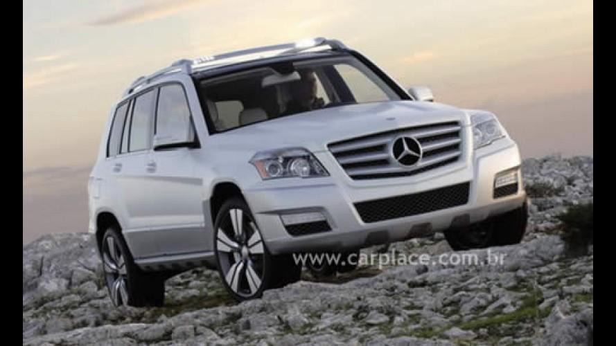 Salão de Detroit 2008 - Mercedes Benz mostra conceito Vision GLK Freeside