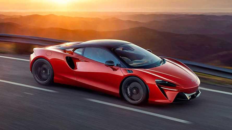 McLaren Artura, la supercar più efficiente di sempre è arrivata