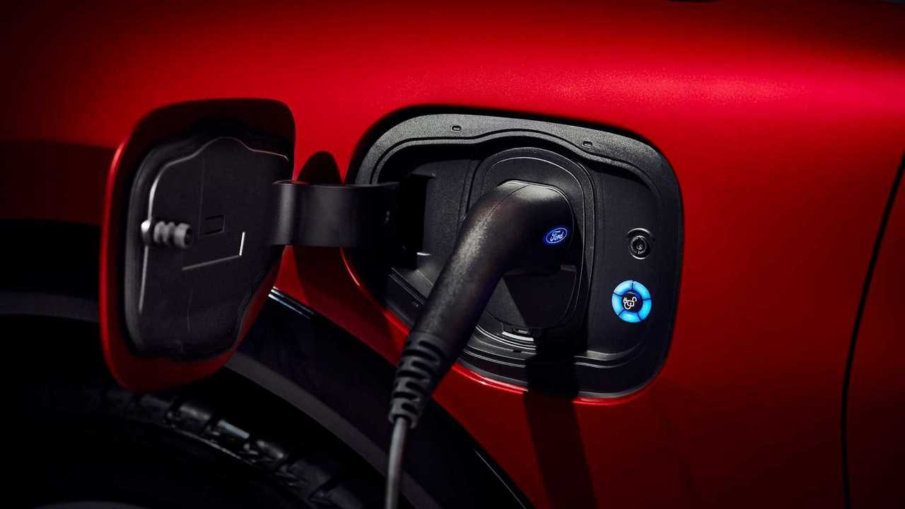 Recharge Ford Mustang Mach-E