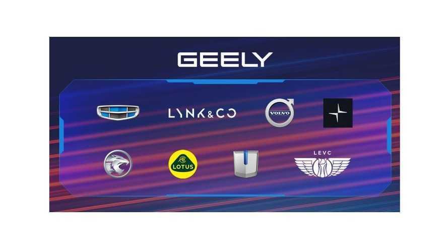 Geely Catat Penjualan 2020 Melebihi 2,1 Juta Unit