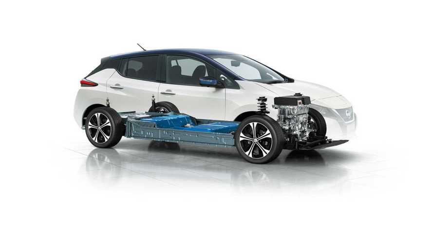 Così Nissan ricicla e riutilizza le batterie delle auto elettriche