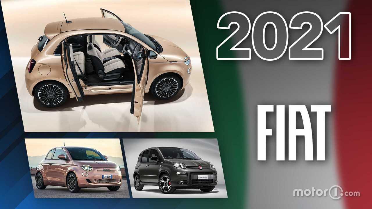 cop 2 Novità Fiat, ecco tutti i modelli in arrivo nel 2021