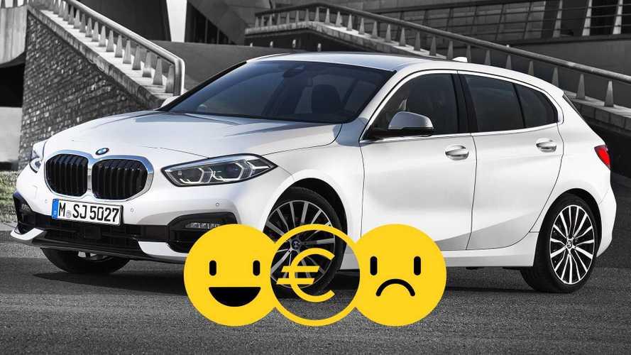 Promozione BMW Serie 1, perché conviene e perché no
