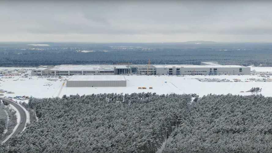 Hatalmas késések lehetnek a Tesla berlini gyárának építésében