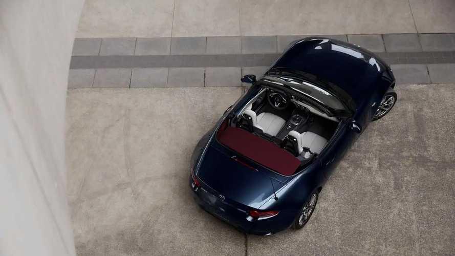 Mazda MX-5 model year 2021