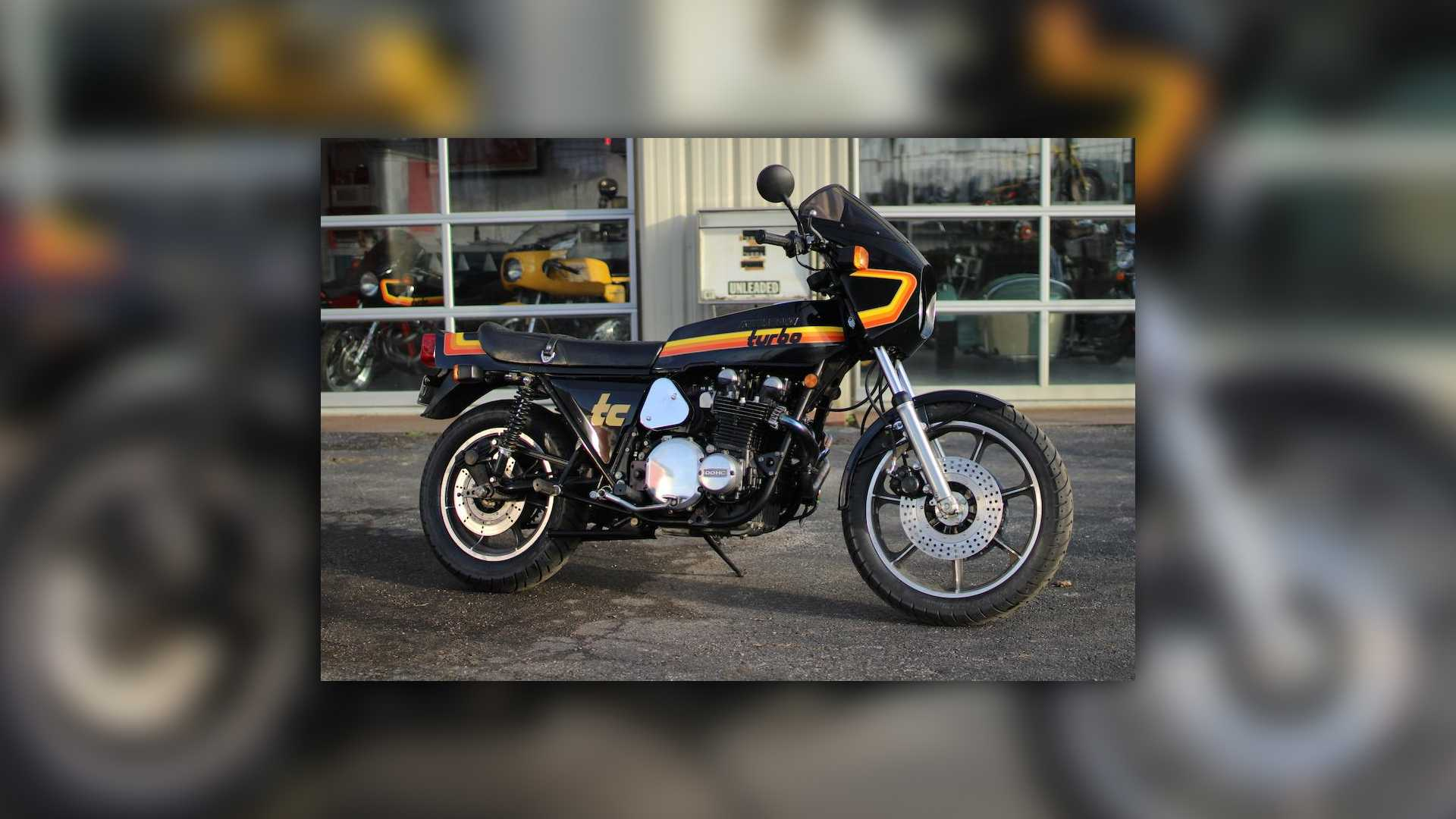 Ten Of The Coolest Bikes At The Vegas Motorcycle Auction