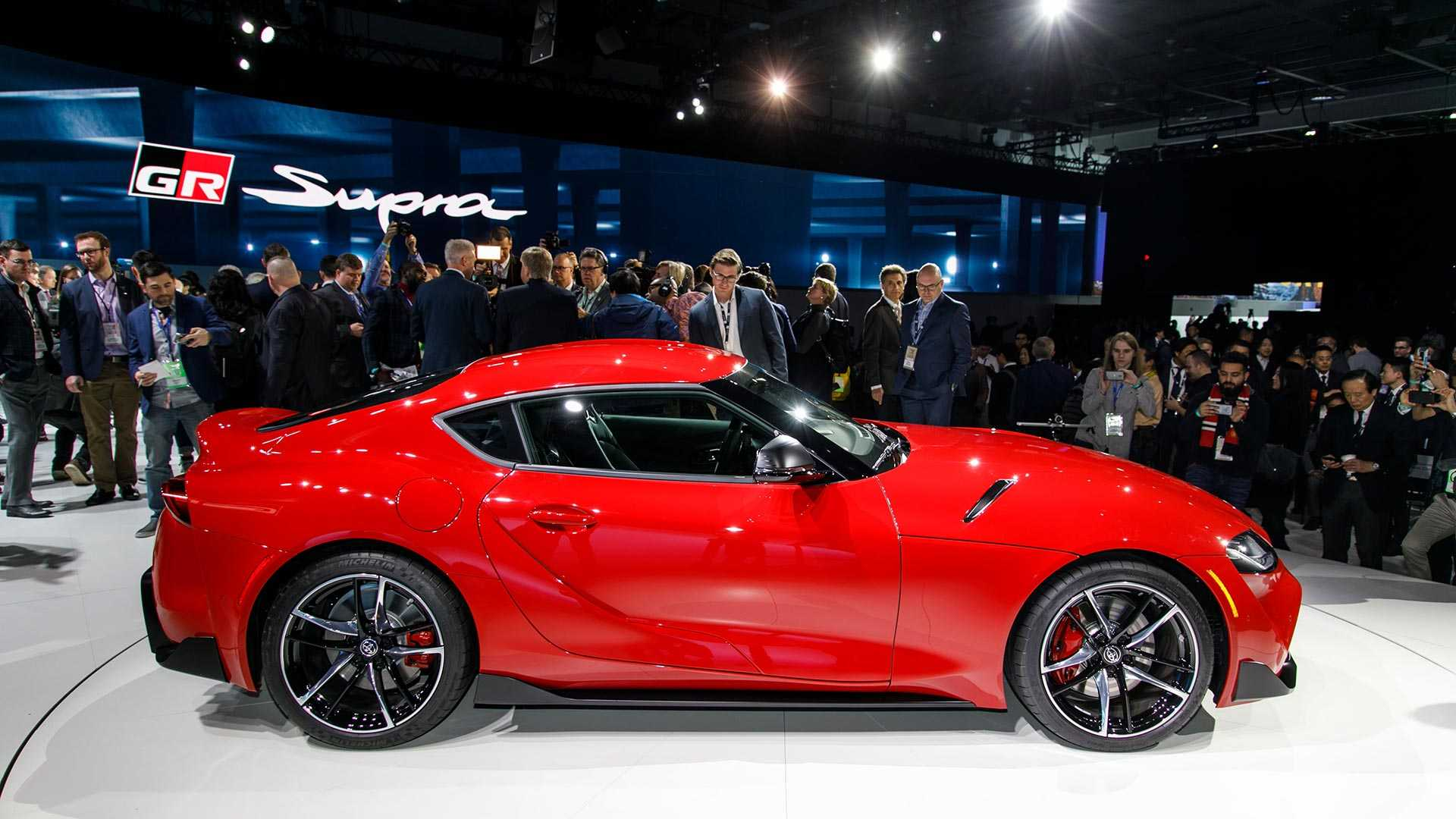 2020 Toyota Supra Pricing Starts At 49 990 In U S