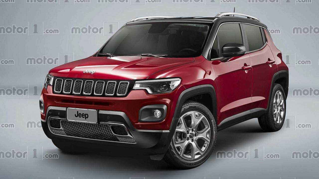 Jeep SUV segmento A/B