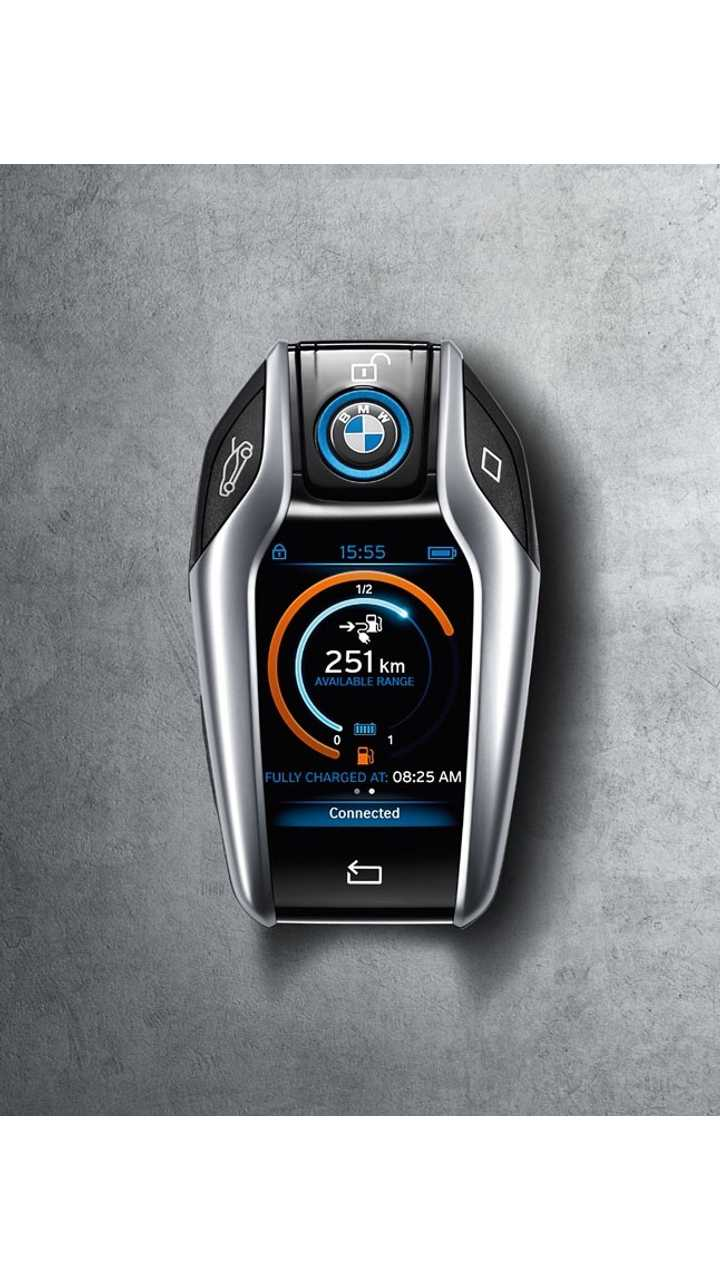 BMW i8 Key Fob - Awesomeness In Your Hand