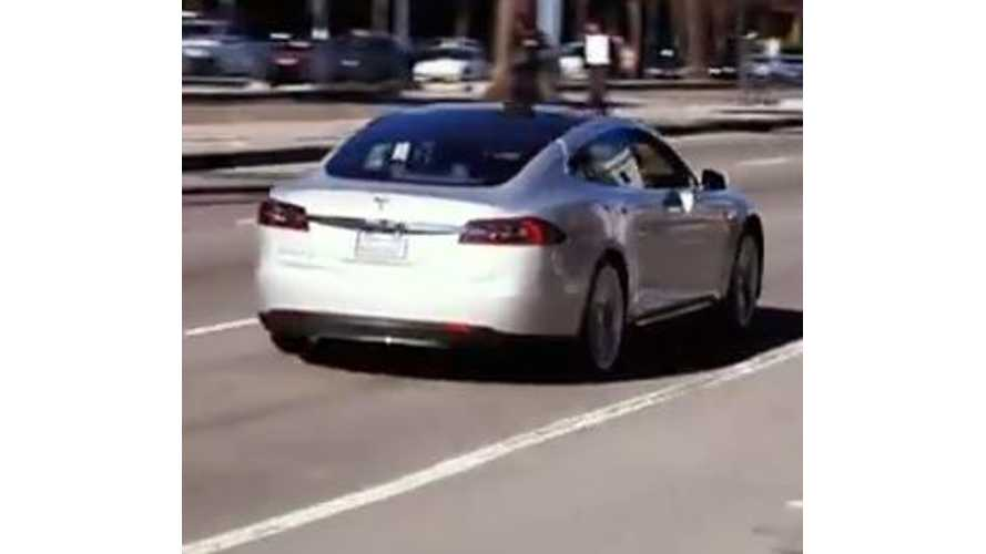 Video: Tesla Model S Listed As #1 Automobile That Changed the Auto World