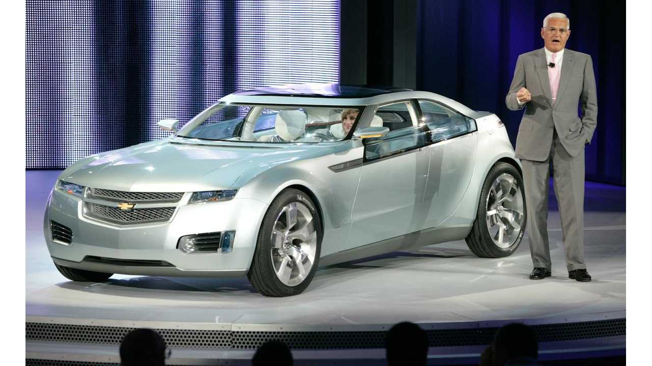 Chevy Volt in Concept Form