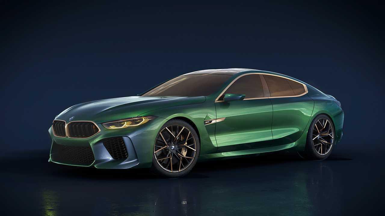 BMW 8er Gran Coupé (2020)