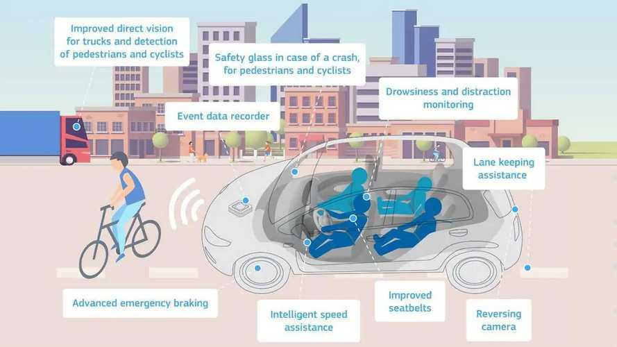 Auto, i 15 nuovi sistemi di sicurezza obbligatori dal 2022