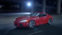 Toyota Supra Video Leaked Images
