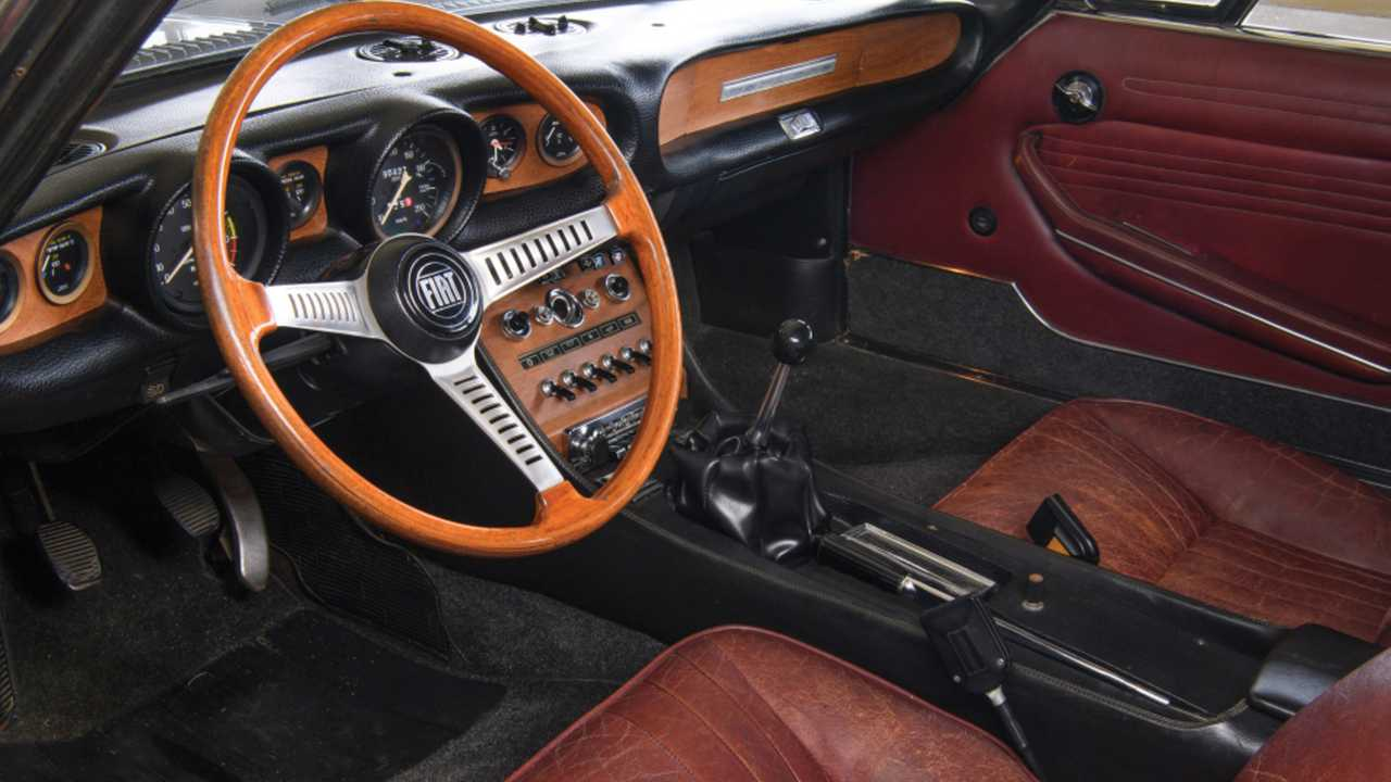 1968 Fiat Dino Coupé