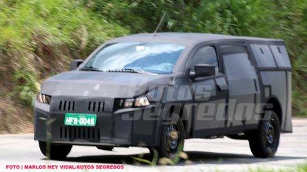 Nova picape da Fiat será mistura de Mobi e Toro, diz site