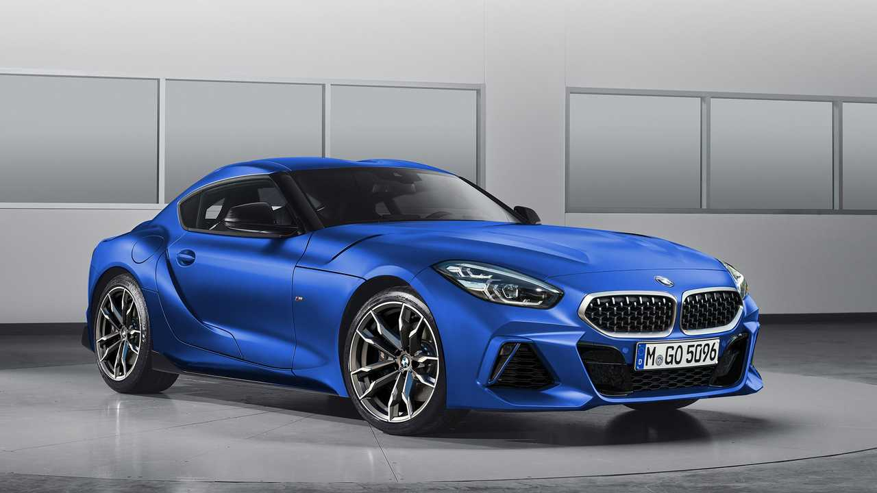 bmw Z4 Coupe Fan Rendering