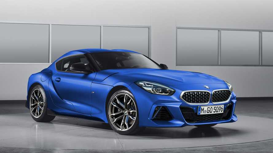 2020 BMW Z4 Coupe Fan Rendering Predicts The Inevitable