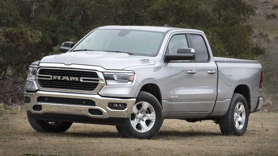 Ram, Silverado, And F-150 Get Zero Percent Financing For Memorial Day